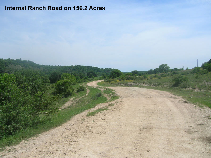 Hill Country Live Water Ranch Kendall County Texas